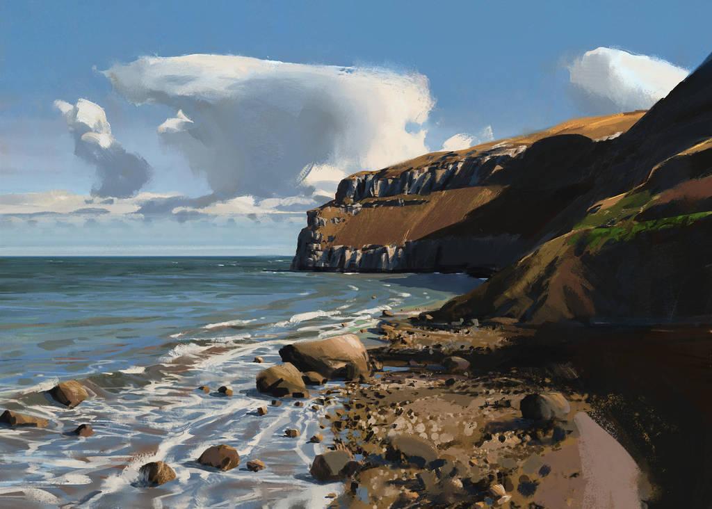 Coast by GabrielWigren