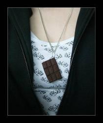 Chocolate: Wear it by Shiritsu