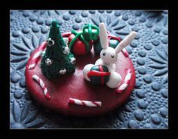 Christmas Scenery by Shiritsu