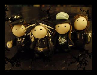 Tokio Hotel by Shiritsu