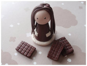 Life of a Chocolate Addict by Shiritsu