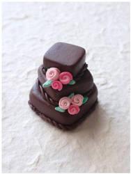 :.Chocolate Cake.: by Shiritsu