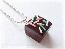 ..A Chocolate Brownie.. by Shiritsu