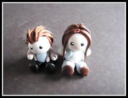 Edward and Bella by Shiritsu
