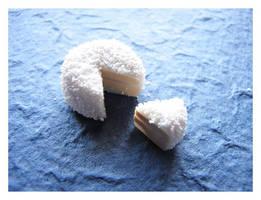 Coconut Cake by Shiritsu