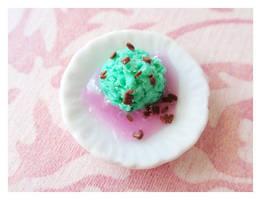 Mint Chocolate Ice Cream by Shiritsu
