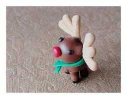 Reindeer by Shiritsu