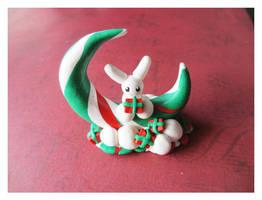 .:.Christmas Bunny Moon.:. by Shiritsu