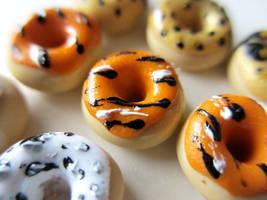 Animal Print Donuts by Shiritsu