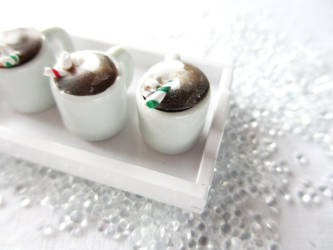 Miniature Coffee Cups by Shiritsu