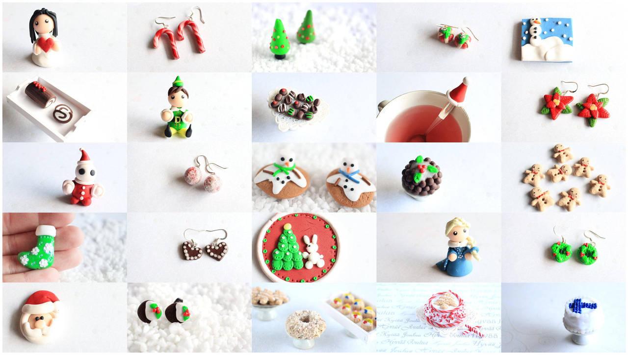 Christmas Crafts 2017 by Shiritsu