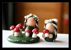 ++Mushrooms++ by Shiritsu