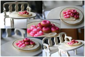 Breakfast for Valentine's Day by Shiritsu