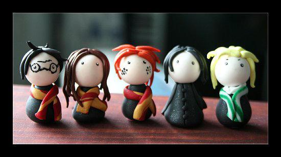 Harry Potter by Shiritsu