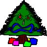 The Angry Christmas Tree by ersinertan
