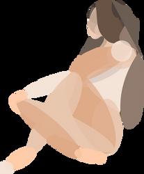 sittingWomen by ersinertan