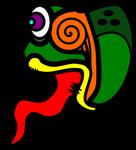 Frog by ersinertan