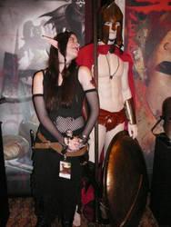 Lucy Malache Meets Mr Spartan by AngelaSasser-photos