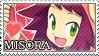 Misora stamp by Swanamii