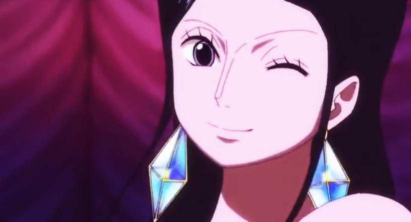 One Piece Film Z Nico Robin By Songohan10 On Deviantart