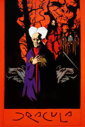 Bram Stoker's Dracula by yoanndurand