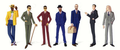 Sartorial Men 2.0 by yoanndurand