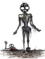Zombie by deep-fried-banjo