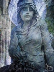 patron saint of depressives by ariadne-a-mazed