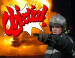 When Firemen go berserk by tryagainprod