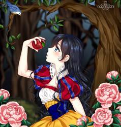 snow white  by naomochi