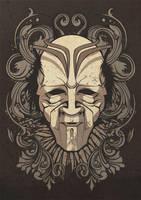 Ritual Mask by Askhari