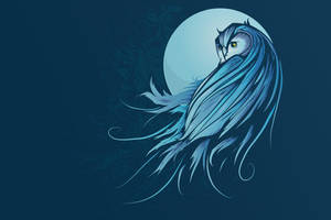 Night falls by Askhari