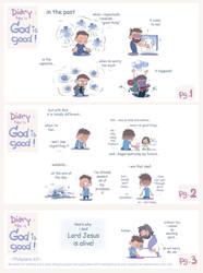 diary: God is good by kokecit