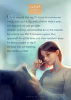 James 4:13-15 by kokecit
