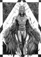 :Harpy Boy by Dark-SpectrumDS