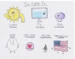 The Eighty Ps (Illustration) by MeesterTweester
