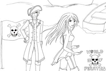 World of Pirates by ZerHypno