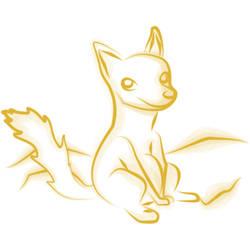 A little animal (Fox) by ZerHypno