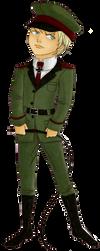 Chibi character : Vinzent by ZerHypno