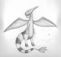 Flygon Finished by LuzrovRulay