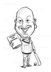 Cricket For Dummies By Drawmedotcomdotau On Deviantart