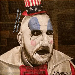Captain Spaulding by Fefe1414
