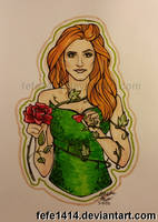 Poison Ivy by Fefe1414