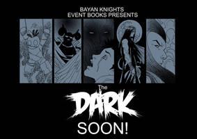 the Dark teaser poster 2 by gammaknight