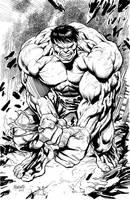 HULK strongest by gammaknight