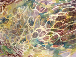 Untitled Watercolor II by lizdunfee
