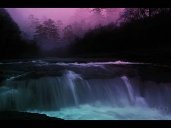 Aurora Falls by AshlieNelson