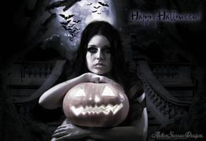 Happy Halloween 2012 by AshlieNelson
