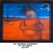 The Saharan Insomniac by mchobbeshrooms