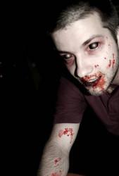 Zombie by niknars